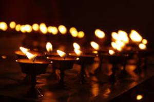 Altar lamps 2