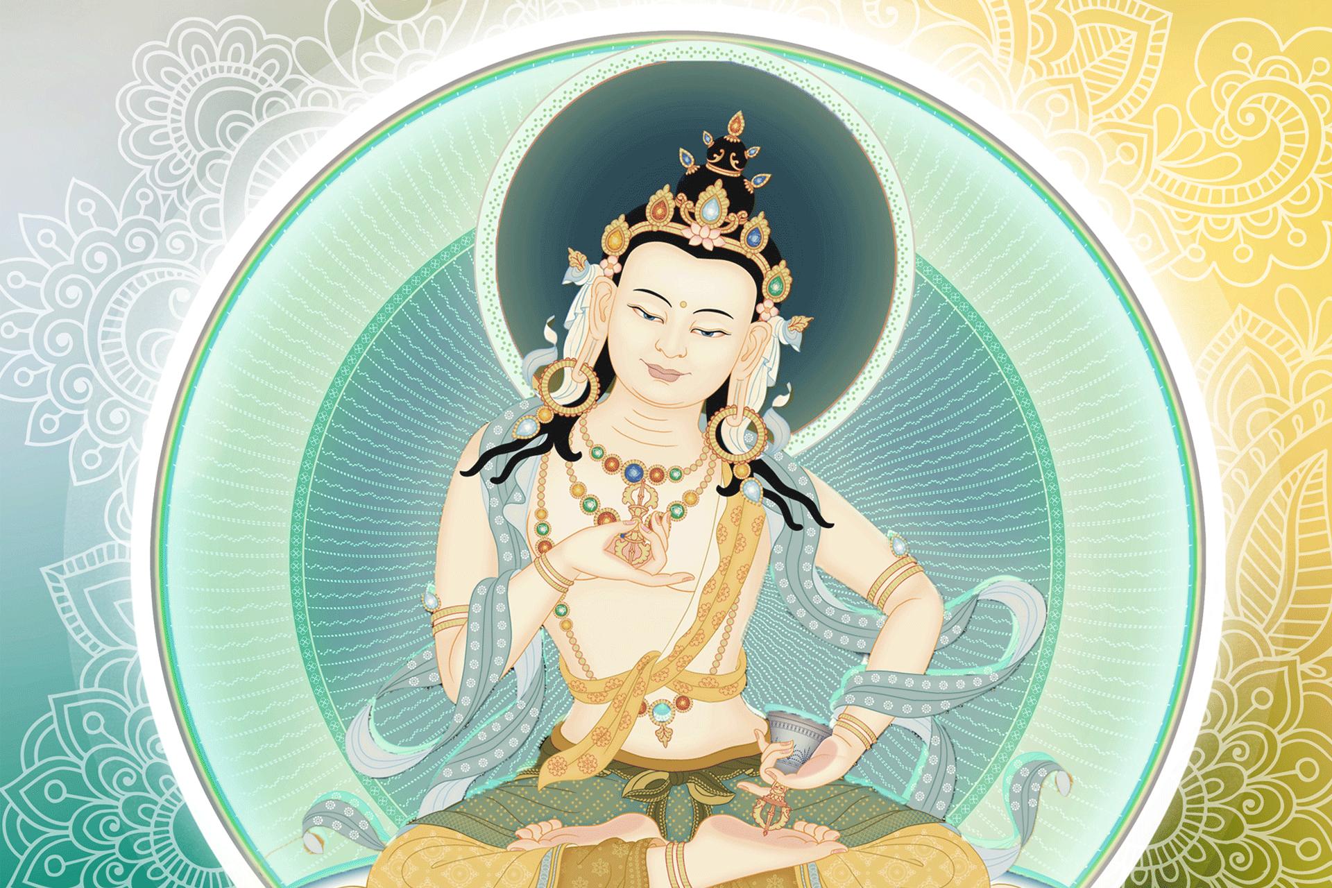 Purifying Negative Karma Retreat